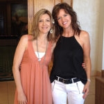 Jackie Lora Jones and Cindy Lora-Renard in Maui, Hawaii