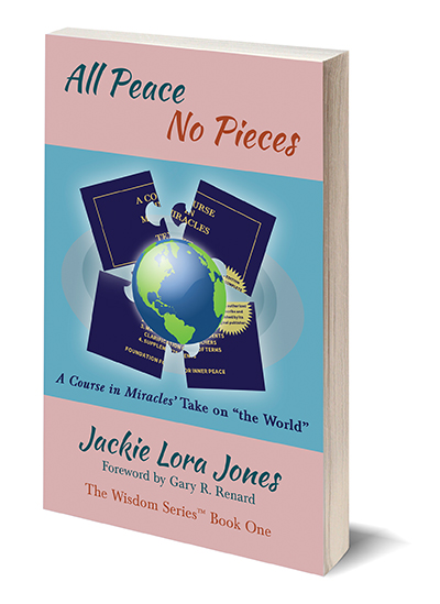 All Peace No Peaces Book Cover 3D