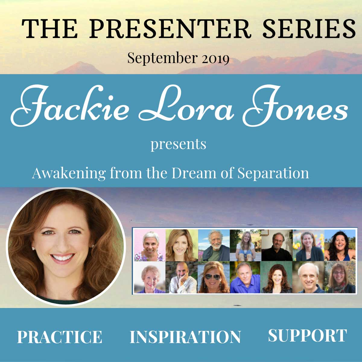 Jackie Lora Jones TOG Promo Sept 2019